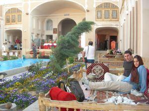 Hotel-Restaurante en Yazd